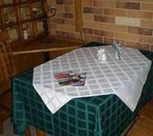 Столовое бельё в аренду (на прокат)