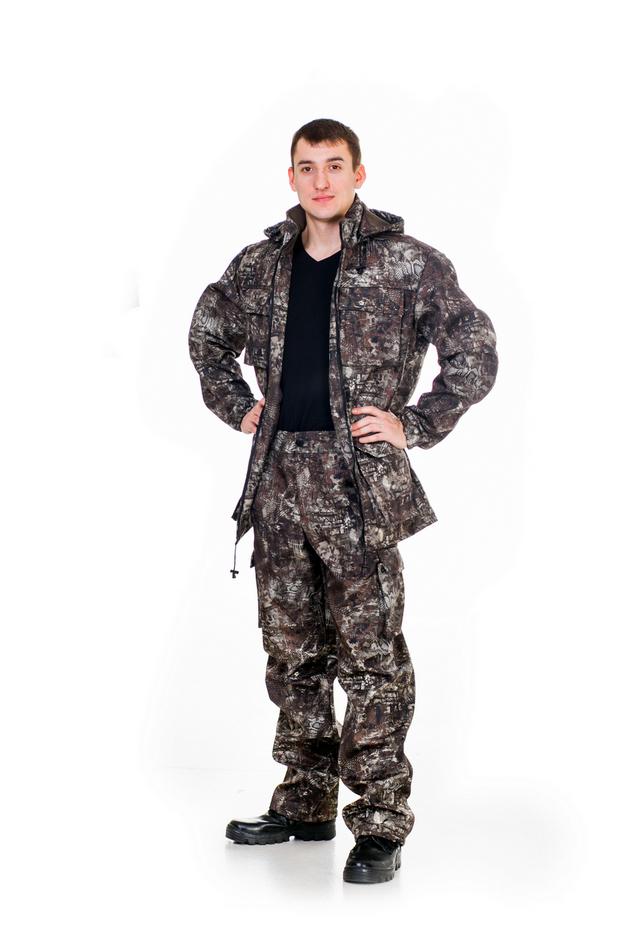 Спецодежда для охоты и рыбалки, туризма, охраны оптом и в розницу