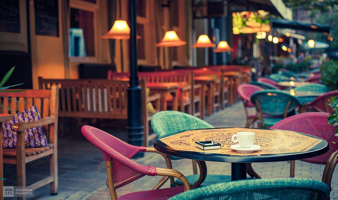 Уютное кафе в центре города готовый бизнес