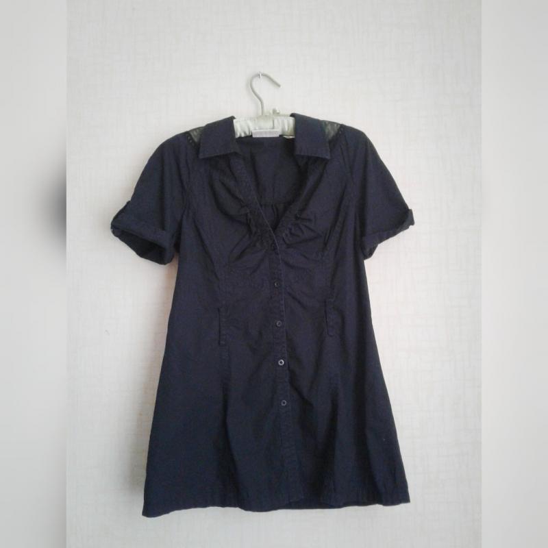 Новая рубашка DKNY оригинал 44-46 М
