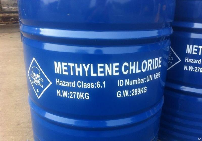 Дихлорметан CH2Cl2