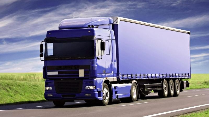 Грузовые перевозки различными видами автотранспорта